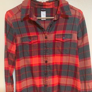 Women's Patagonia Flannel